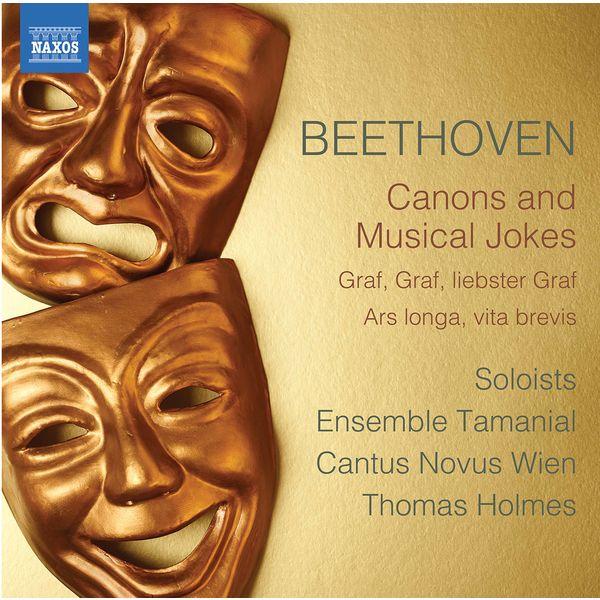 Stefan Tauber - Beethoven: Canons & Musical Jokes
