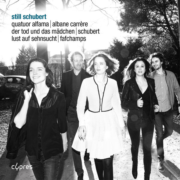 Quatuor Alfama - Still Schubert