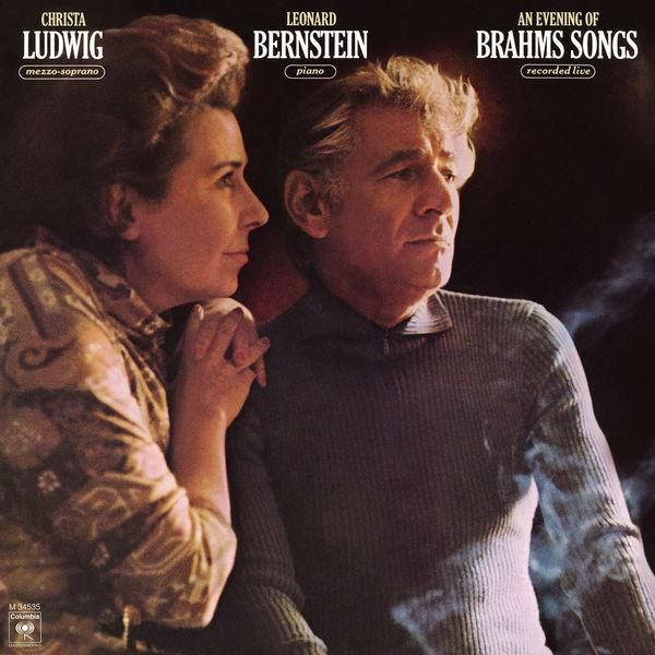 Leonard Bernstein|An Evening of Brahms Songs