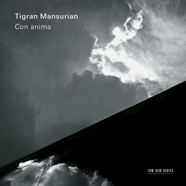 Movses Pogossian - Tigran Mansurian: Con anima