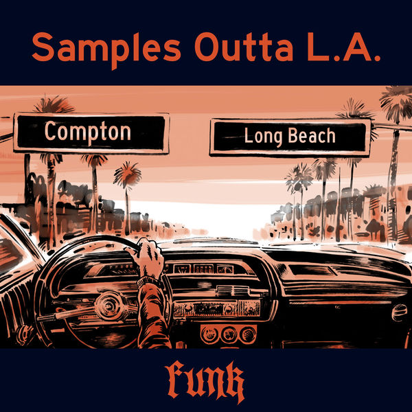 Various Artists - Samples Outta L.A. - Funk