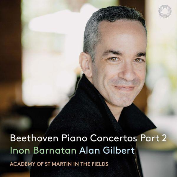 Inon Barnatan - Beethoven: Piano Concertos, Vol. 2