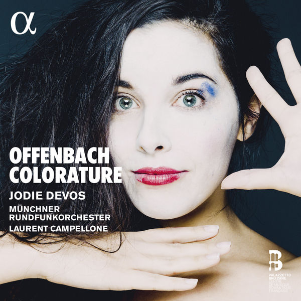 Jodie Devos - Offenbach Colorature