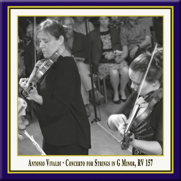 Lautten Compagney - Vivaldi: Concerto for Strings in G Minor, RV 157 (Live)