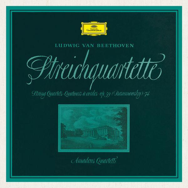 Amadeus Quartet - Beethoven: Streichquartette, Opp. 59 & 74
