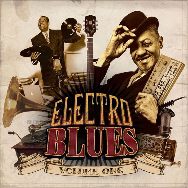 Various Interprets - Electro Blues, Vol. 1