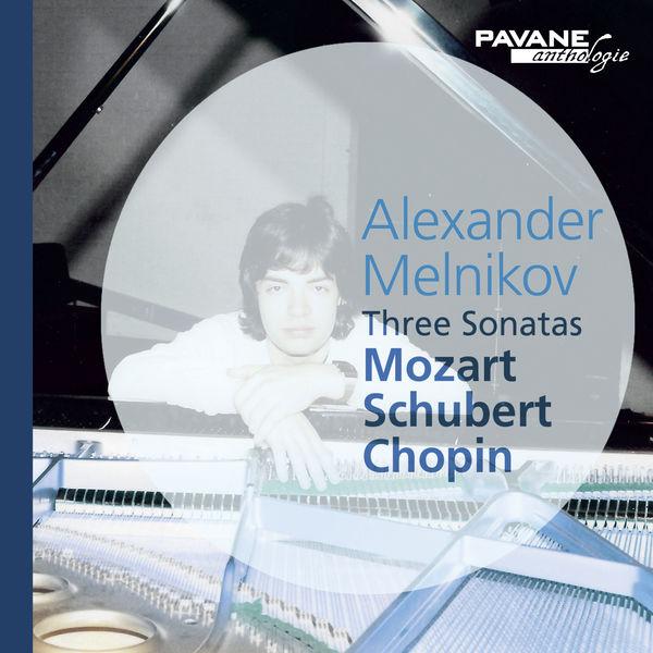 Alexander Melnikov - Mozart, Schubert & Chopin: Three Sonatas