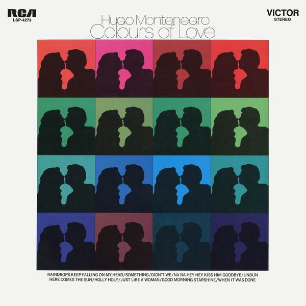 Hugo Montenegro - Colours of Love