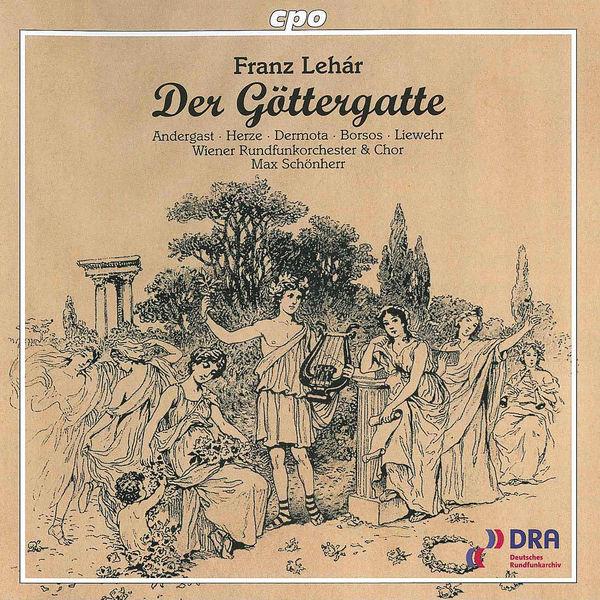 Vienna Radio Orchestra Lehár: Der Göttergatte