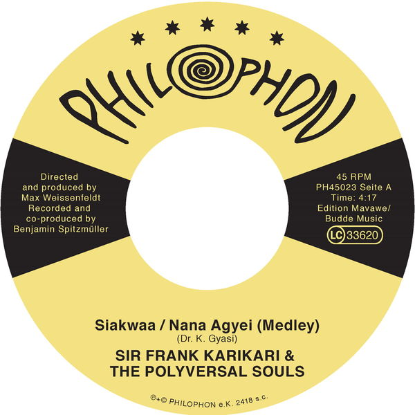 The Polyversal Souls - Siakwaa / Nana Agyei (Medley) [feat. Sir Frank Karikari]