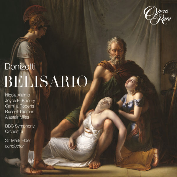 Nicola Alaimo - Donizetti: Belisario
