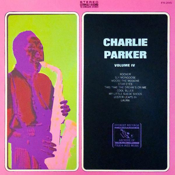 Charlie Parker - Charlie Parker, Vol. 4