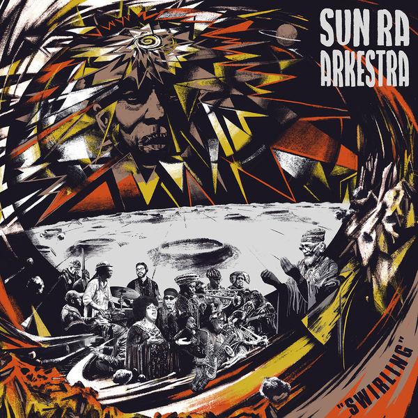 Sun Ra Arkestra - Sea of Darkness / Darkness