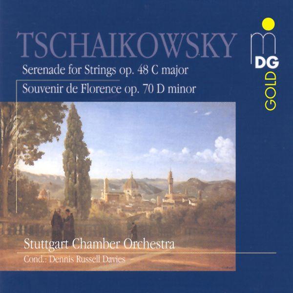 Dennis Russell Davies - Tchaikovsky: Souvenir de Florence