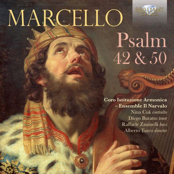 Alberto Turco - Marcello: Psalm 42 & 50