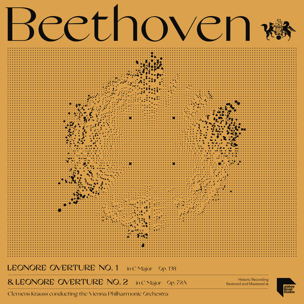 Clemens Krauss - Beethoven: Leonore Overture No. 1, Op. 138 & No. 2, Op. 72A