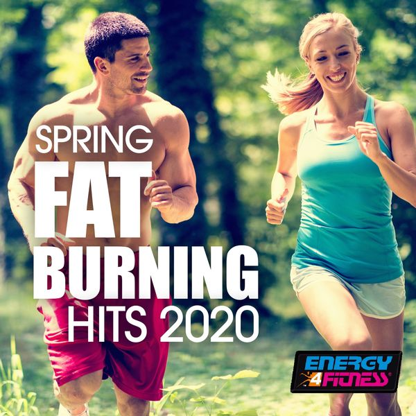 Various Artists - Spring Fat Burning Hits 2020 (15 Tracks Non-Stop Mixed Compilation for Fitness & Workout)