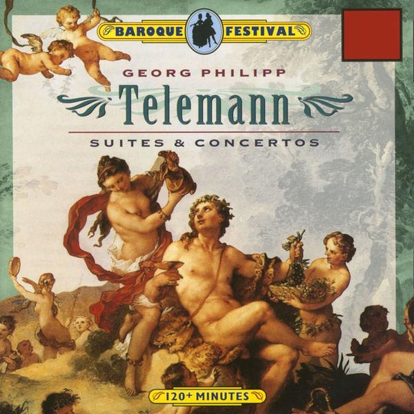 Georg Philipp Telemann - Telemann: Suites & Concertos