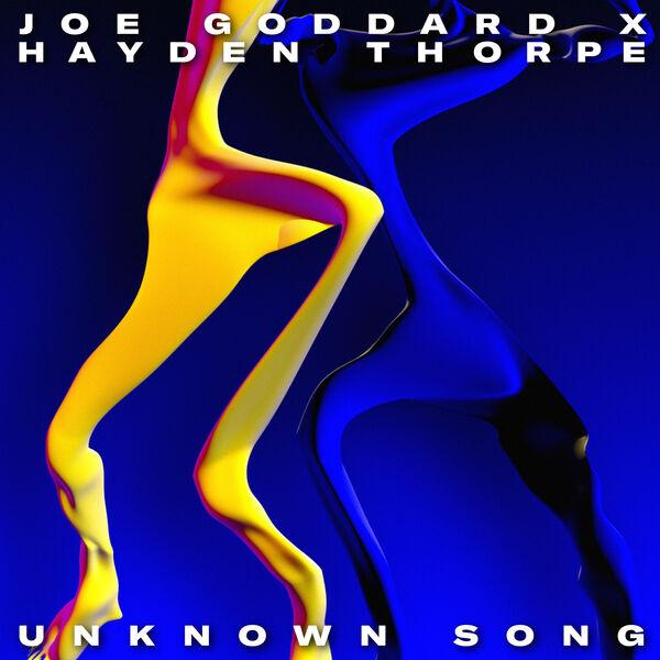 Joe Goddard - Unknown Song