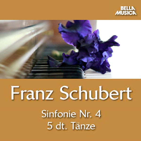 Helsingborg Symphony Orchestra - Schubert: Symphonie No. 4 - Fünf deutsche Tänze