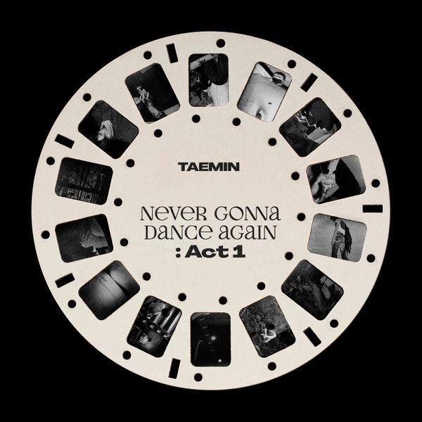 Taemin - Never Gonna Dance Again : Act 1 - The 3rd Album