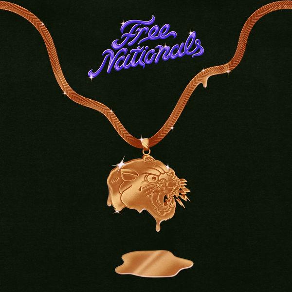 Free Nationals - Free Nationals (Instrumentals)