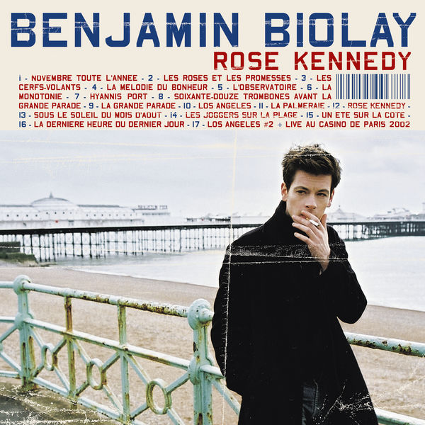 Benjamin Biolay|Rose Kennedy (Edition Deluxe)