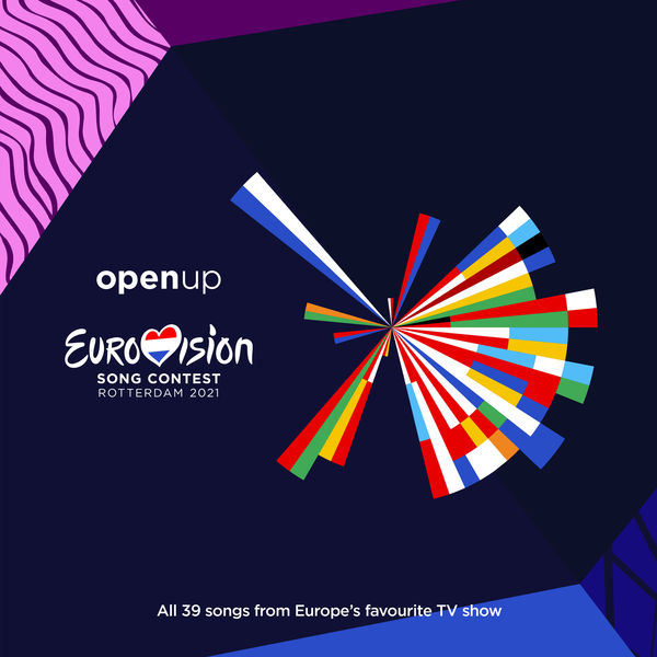 Various Artists - Eurovision Song Contest - Rotterdam 2021