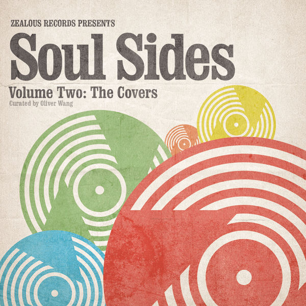 Various Artists - Zealous Records Presents - Soul Sides Volume Two: The Covers