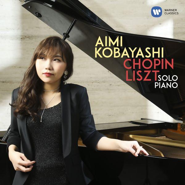 Aimi Kobayashi - Chopin: Piano Sonata No. 2 - Liszt: Dante Sonata & 3 Petrarch Sonnets