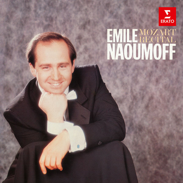Emile Naoumoff - Mozart Recital