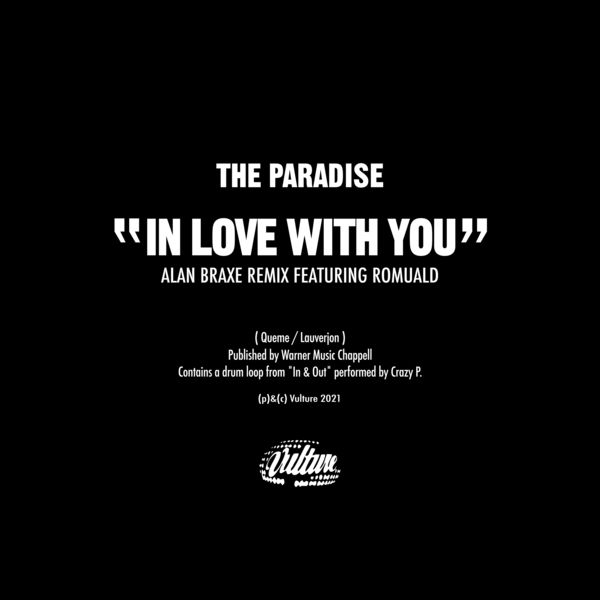 The Paradise In Love with You (Alan Braxe Remix)