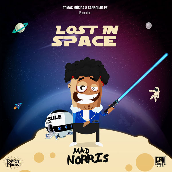 Mad Norris - Lost In Space
