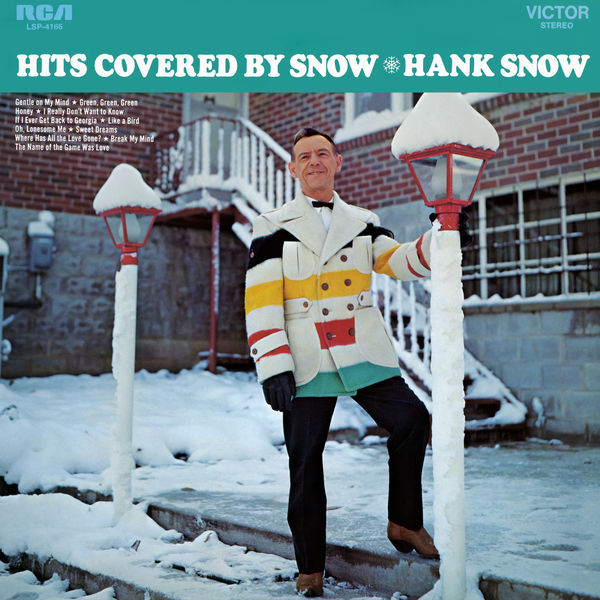 Hank Snow - Hits Covered By Snow