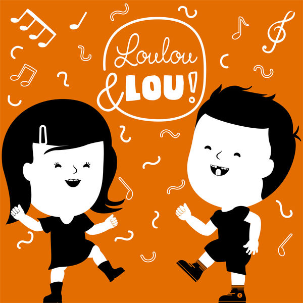 Nursery Rhymes Loulou and Lou - You Are My Sunshine