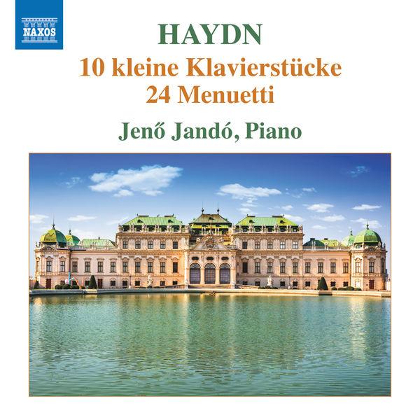 Jenő Jandó - Haydn: 10 Kleine Klavierstücke & Menuetti