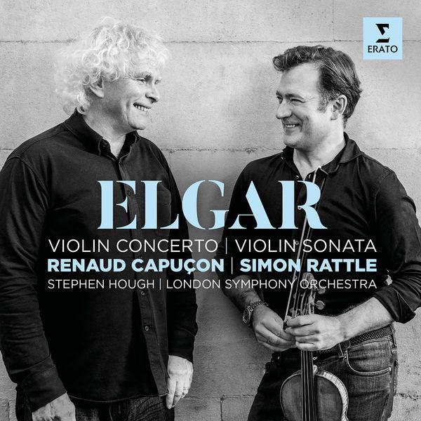 Renaud Capuçon|Elgar: Violin Concerto & Violin Sonata
