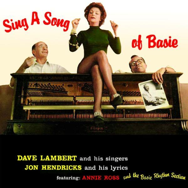 Dave Lambert - Sing A Song Of Basie