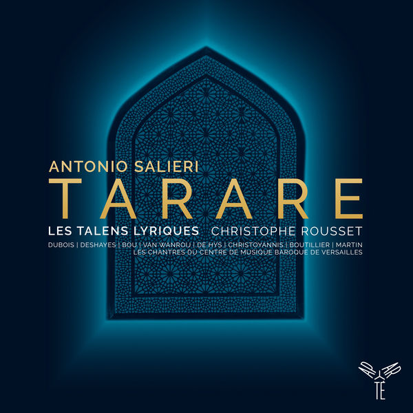 Christophe Rousset - Salieri : Tarare