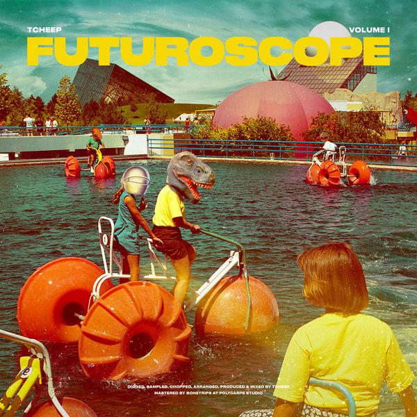 Tcheep - Futuroscope, Vol. 1