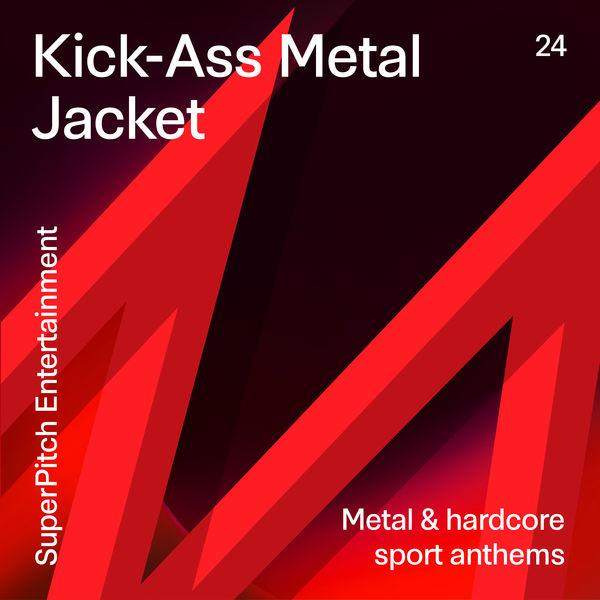 Loïc Ghanem - Kick-Ass Metal Jacket