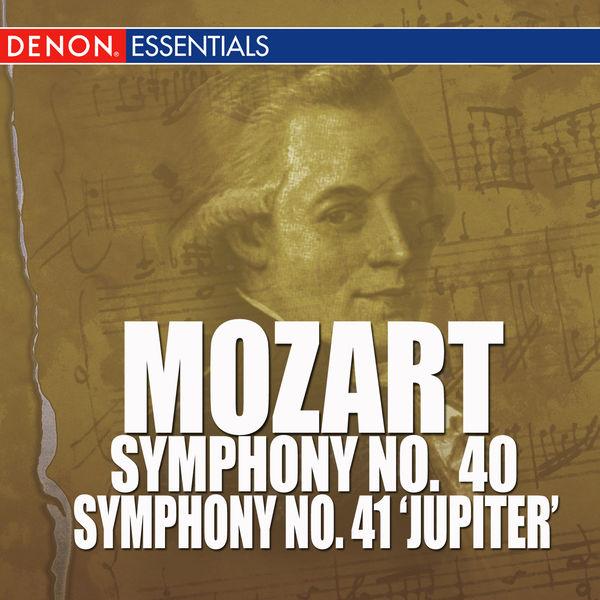 Peter Maag - Mozart - Symphony No. 40 - Symphony No. 41 'Jupiter'