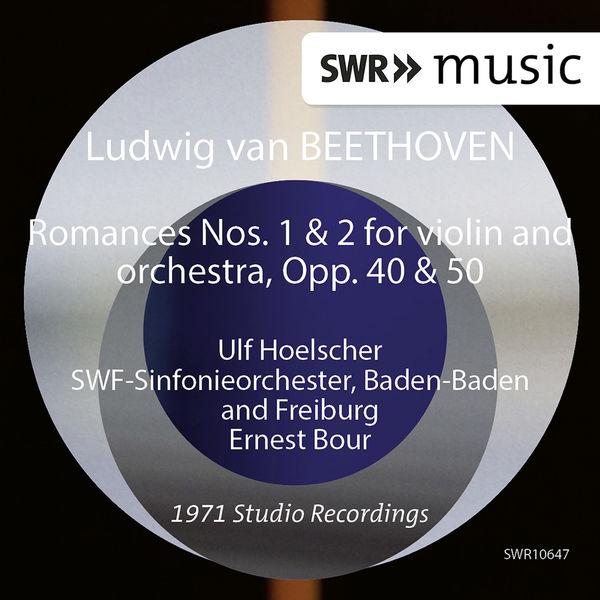 Ulf Hoelscher - Beethoven: Romances Nos. 1 & 2