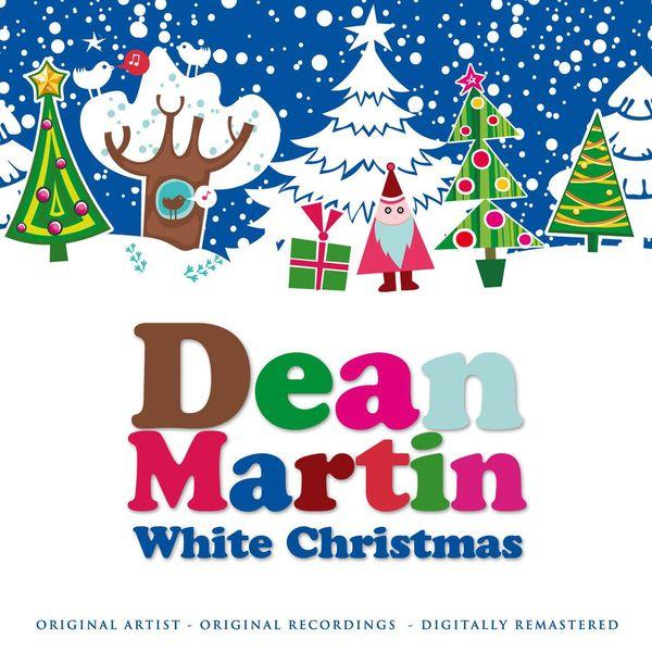 Dean Martin White Christmas.Album White Christmas Remastered Dean Martin Qobuz