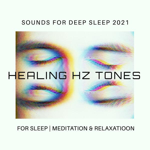 Trouble Sleeping Music Universe - Sounds for Deep Sleep 2021