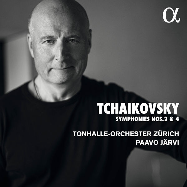 Tonhalle-Orchester Zürich - Tchaikovsky: Symphonies Nos. 2 & 4