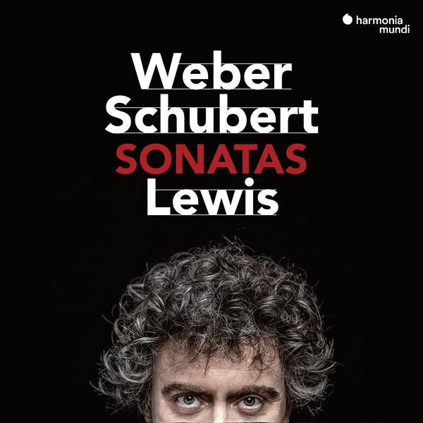 Paul Lewis - Weber & Schubert: Sonatas