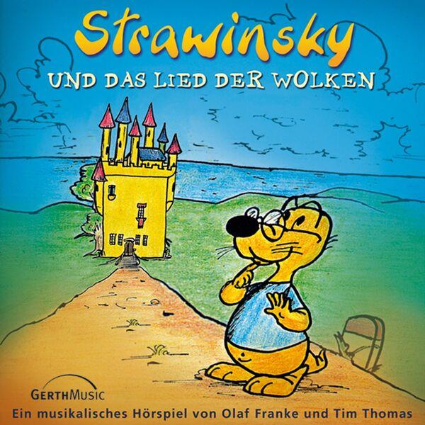 Album Strawinsky und das Lied der Wolken (Folge 1), Olaf