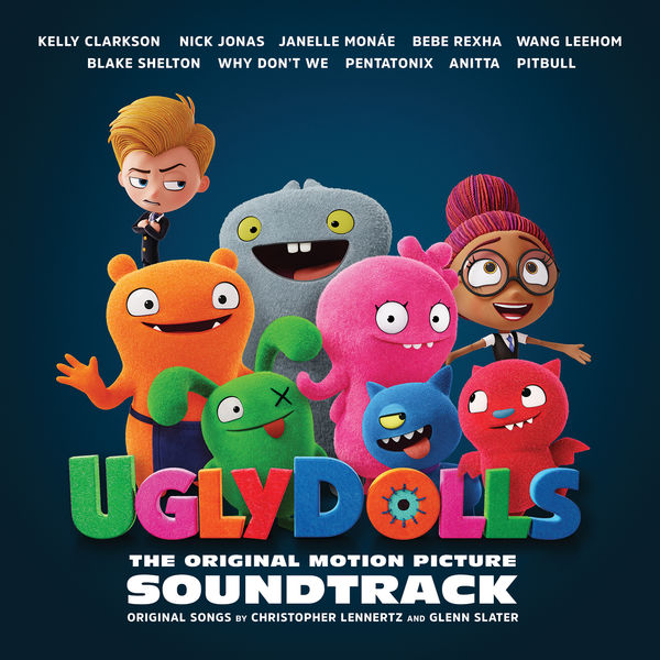 Album Uglydolls Original Motion Picture Soundtrack