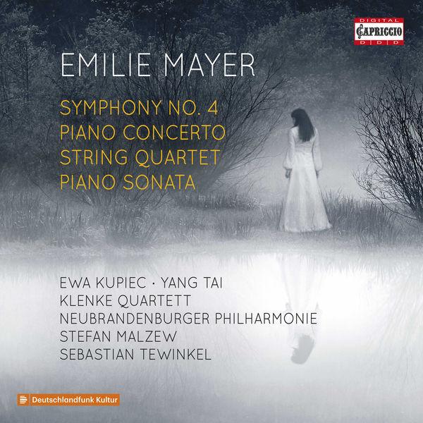Neubrandenburg Philharmonie - Mayer: Symphony No. 4, Piano Concerto, String Quartet & Piano Sonata